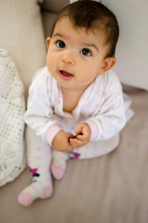 Аби моята малка дъщеря !